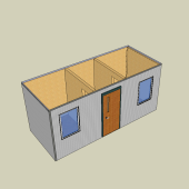 бытовки, дачные дома, туалеты